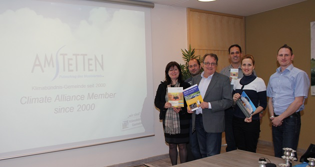 Besuch Delegation Bulgarien Stadtwerke