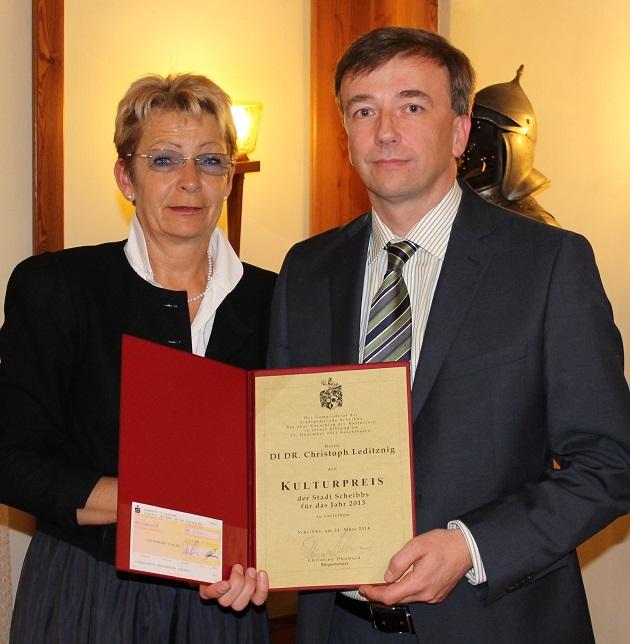Kulturpreis 2014_Bgm_Leditznig