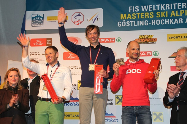 Masters-Slalom-Sieger