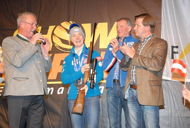 Masters-WM-Bilanz-Zettel-Gewehr