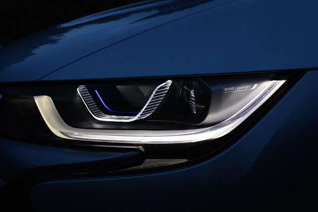 ZKW BMW Laserlight front