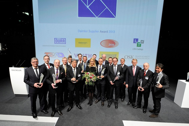 ZKW Daimler Award