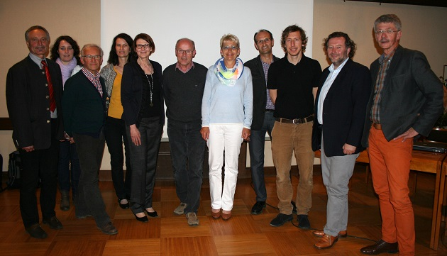 LA 2015 Projektpräsentation Scheibbs