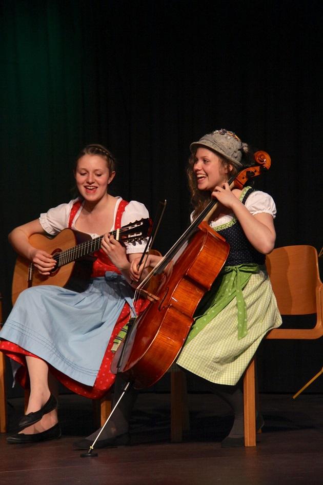 Volksmusikwettbewerb