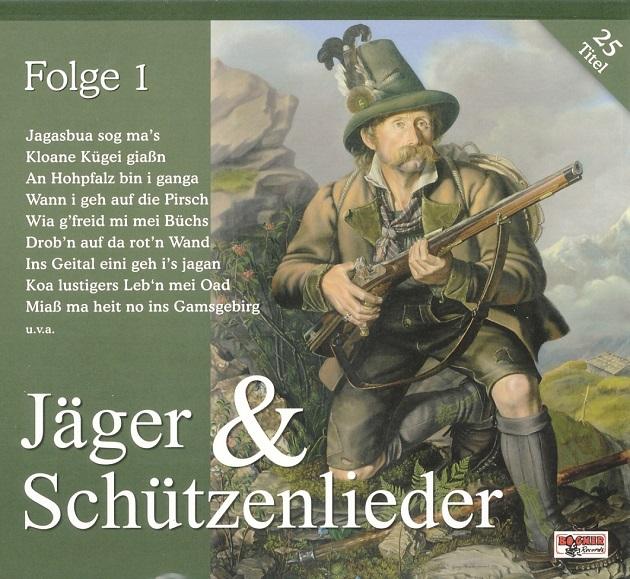 304_div interpreten - jäger und schützenlieder folge 1 - bogner records