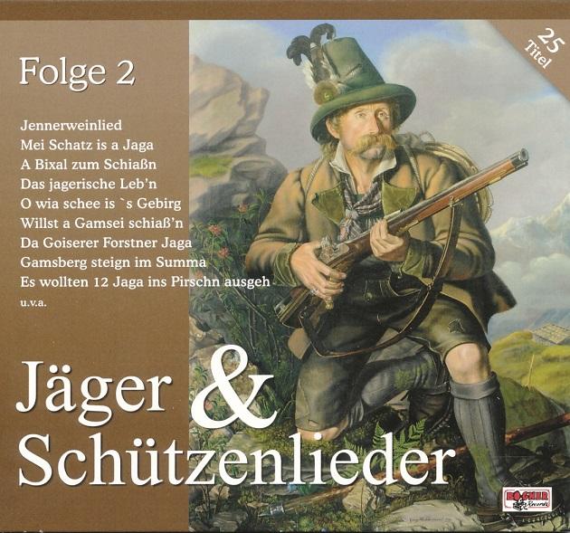 304_div interpreten - jäger und schützenlieder folge 2 - bogner records