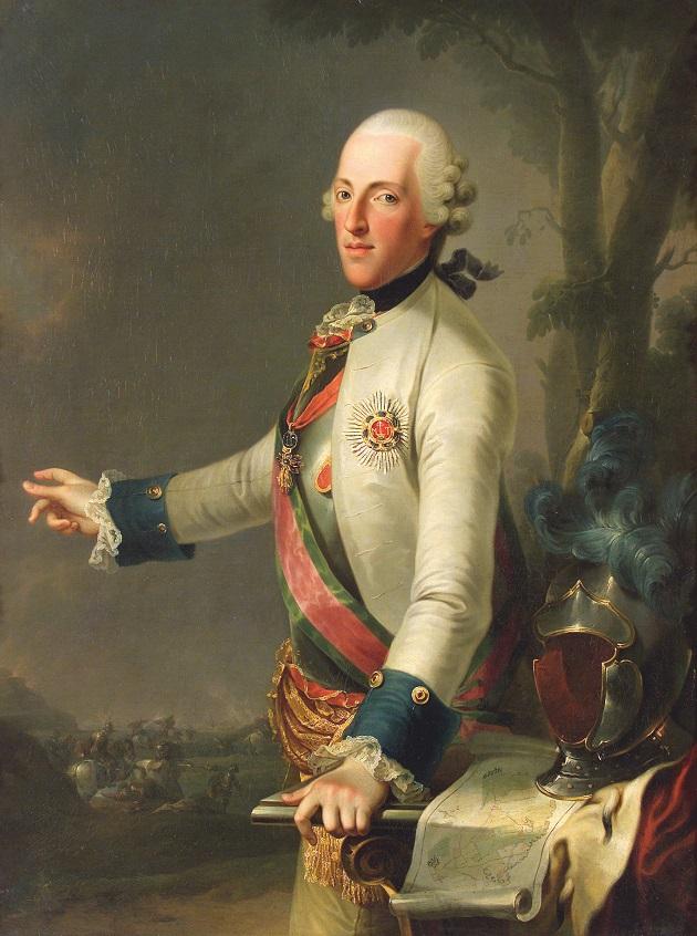 Herzog Albert von Sachsen
