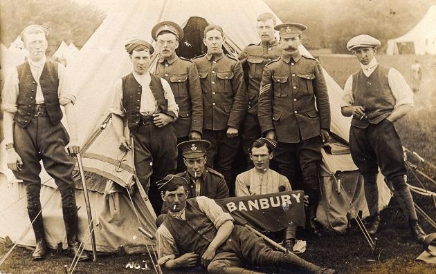 B-BanburyOxfordshireyeomanry1914