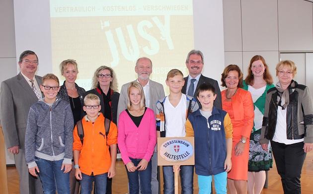Presse-Eröffnung-JUSY-Wieselburg