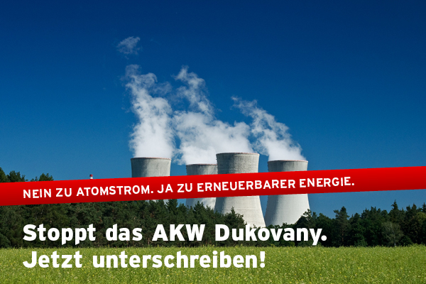 Stoppt das AKW Dukovany2