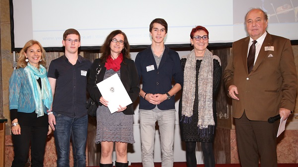 """Sparkling Science-Kongress  2014: """"Wissenschaft mit der Gesellschaft"""""""