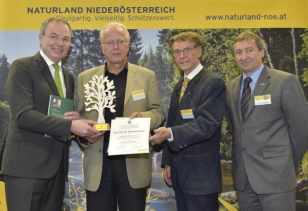 NÖ Naturschutzpreis_Reinhold Christian