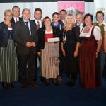 """""""Wir sind bereit!"""": 174 Regionspartner für Landesausstellung 2015 ausgezeichnet."""