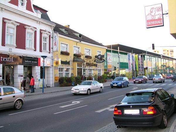 Wieselburg_Innenstadt