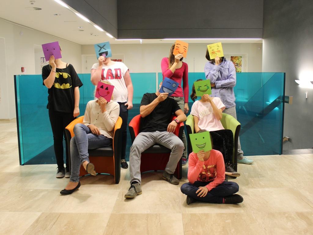 Teilnehmer der letztjährigen Malakademie Foto: privat