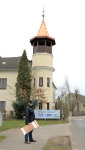 kupfernes Dachl