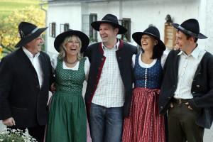 """Die SEPPen von """"Rent a SEPP"""" feiern beim Josefifest ihr zehnjähriges Bestandsjubiläum und begleiten die Josefi-Wanderung. Foto: www.weinfranz.at"""