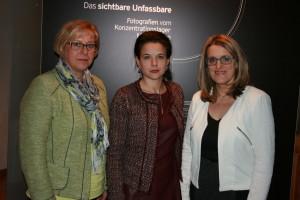 Ursula Puchebner, Barbara Glück, Ulrike Königsberger-Ludwig