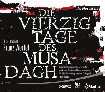 Die vierzig Tage des Musa Dagh - Franz Werfel, 3 CD Hörbuch, 2h 54 min, ISBN 9783844518290, Der Hörverlag