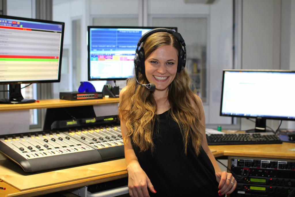 Thereso Jobst Foto: Radio Arabella Niederösterreich