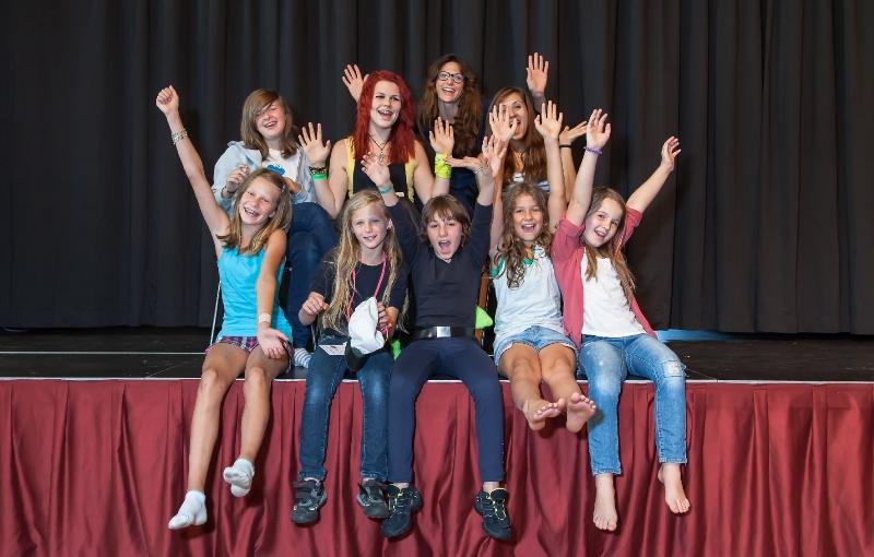 Umdasch Sommerwochen. Foto: Teach for Austria