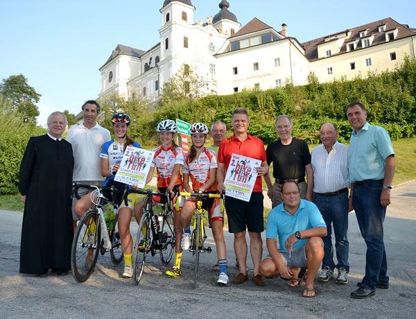 """Fiebern dem """"2. Bike & Run"""" am Sonntagberg entgegen:"""