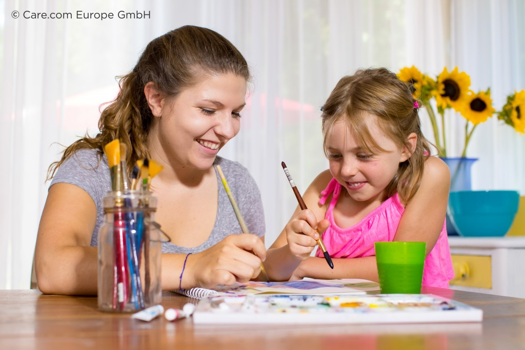 Gerade in der Zeit um den Schulbeginn suchen Eltern verstärkt gute Kinderbetreuung Foto: Care.com Europe GmbH
