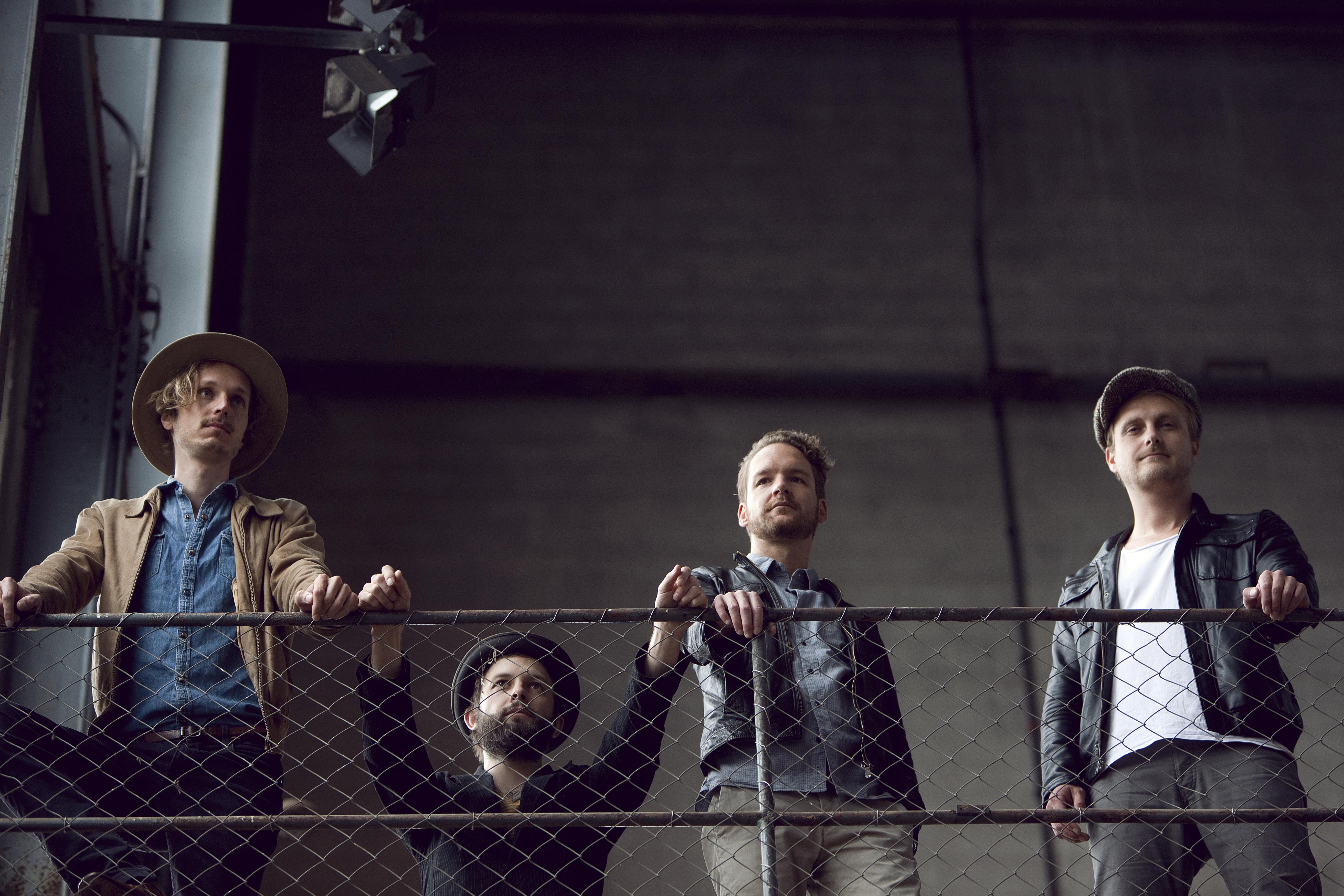 """""""Unser Ziel war, das Live-Gefühl auf das Album zu bringen und das ist uns ganz gut gelungen."""""""