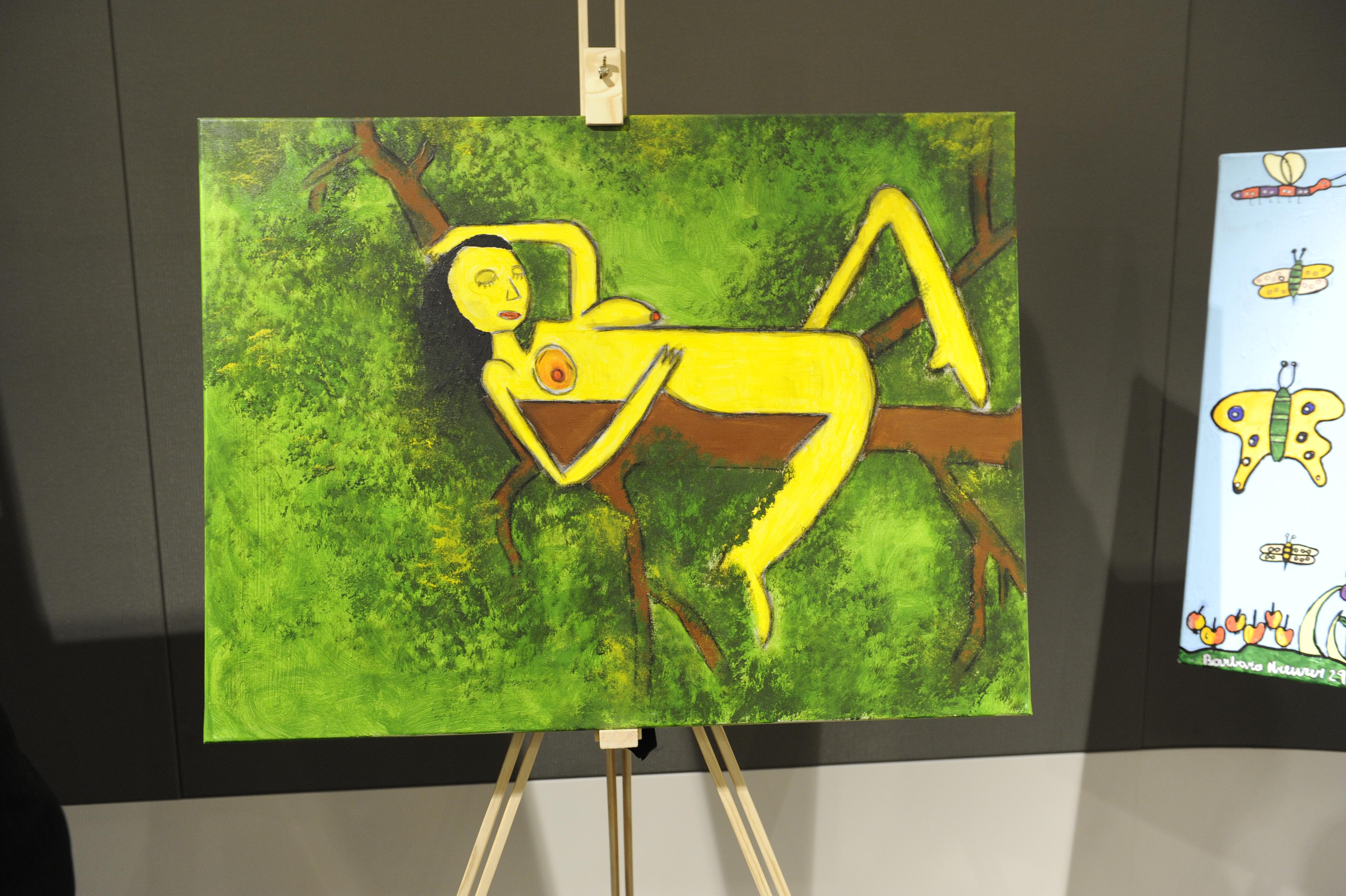"""Mit diesem Werk holte sich Andreas Lappi unter dem Motto """"Natur ERleben"""" den Hauptpreis."""