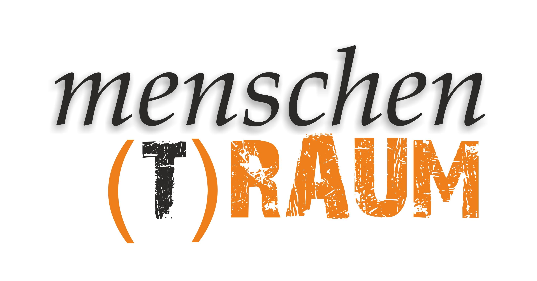 Das Logo zum Jahresmotto Menschen(t)raum wurde von Stadträtin Riki Scholler entworfen.