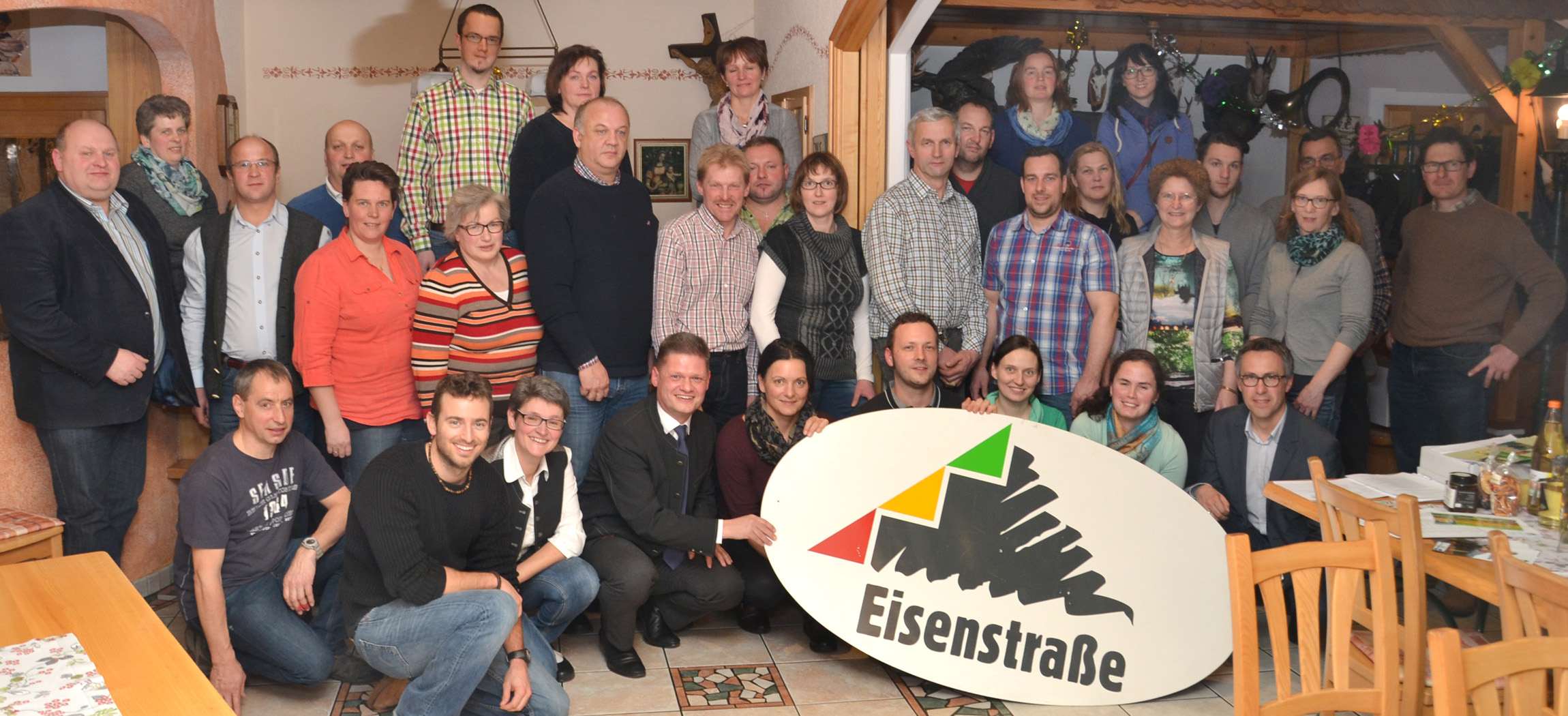 """30 Bio-Betriebe der Region vernetzen sich im Rahmen des LEADER-Projekts """"Bio & Regional Eisenstraße"""".  Foto: eisenstrasse.info"""