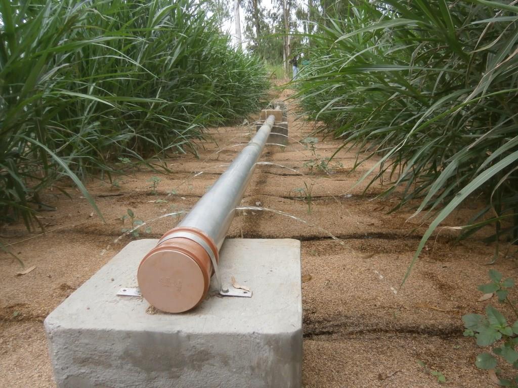 Wiederaufbereitetes Wasser für das Lacor Hospital in Uganda