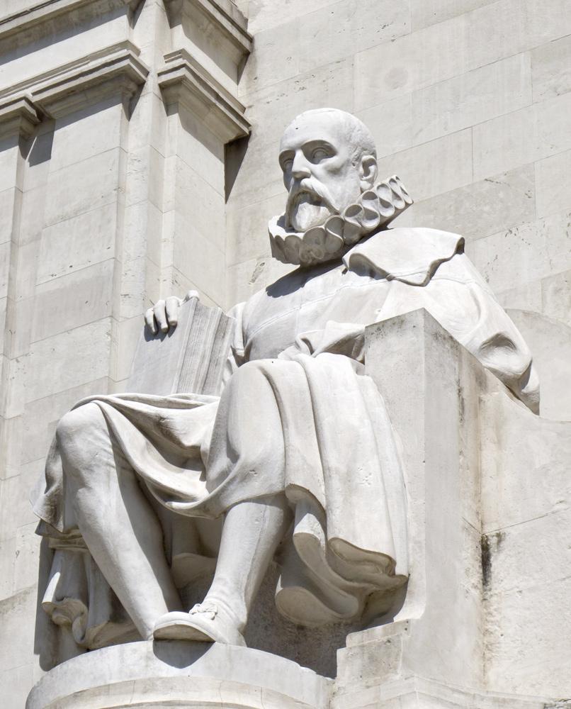 Denkmal für Miguel de Cervantes Foto: Carlos-Delgado