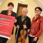 Kammerorchester trifft auf Kartause: Ein europäisches Konzert