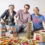 Bioblo: Neue Helden am Bio-Bau