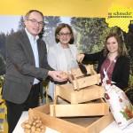 Erdäpfelpyramide: Bewusstsein für regionale Lebensmittel schaffen