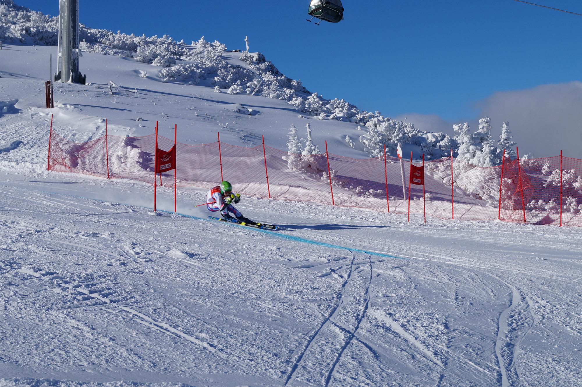 Am 12. und 13. Februar ist das Hochkar in Niederösterreich Austragungsort von FIS-Europacuprennen der Damen. Foto: Andreas Danner