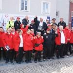 Fackellauf der Special Olympics