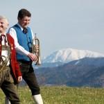 Josefifest gastiert in Ybbsitz: Festtag der Tischler und Zimmersleut' am Panoramahöhenweg