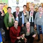 Vergoldete Ab-Hof-Betriebe: Eisenstraße-Projektgruppen holen sechs Kategorien-Siege