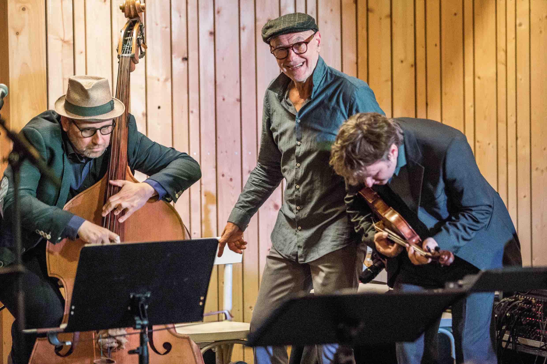 """""""Schorny spielt auf"""" Foto: Mostviertel Tourismus/Fred Lindmoser"""