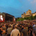 75.000 Besucher auf der Burg Clam: neuer Rekord beim Clam Konzertsommer.