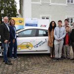 18 Haushalte testen 23 Elektroautos