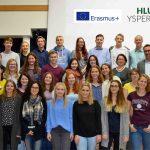 Arbeitswelt Europa für die HLUW Schüler