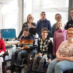 """""""UNIAKTE Ideenwettbewerb"""" für Menschen mit Behinderungen"""
