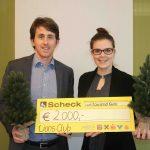 Für jeden gekauften Baum fünf Euro an den Lions Club