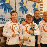 Ein Ereignis jagt das nächste bei der Eisstock WM in Amstetten-Winklarn