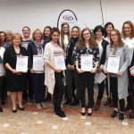 BFI Amstetten freut sich über neue Ordinationsassistentinnen