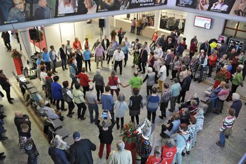 Foto | Wolfgang Mayer - Henzl Media | Seniorentanz – Tanz ab der Lebensmitte